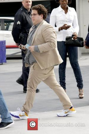 Jonah Hill, Staples Center