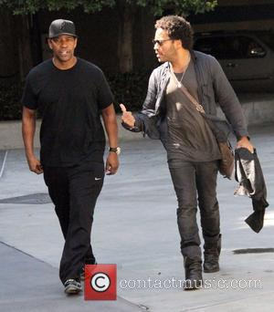 Denzel Washington, Lenny Kravitz