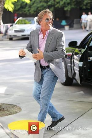 Don Johnson Celebrities arriving at the Staples Center to watch Los Angeles Lakers vs. Boston Celtics Game 6 of the...