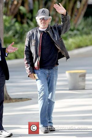 No Political Move For Spielberg