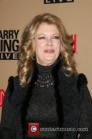 Mary Hart 'Larry King Live' final show wrap party held at Spago - Arrivals Los Angeles, California - 16.12.10