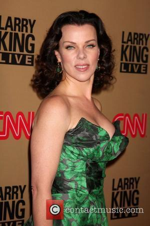 Debi Mazar  'Larry King Live' final show wrap party held at Spago - Arrivals Los Angeles, California - 16.12.10