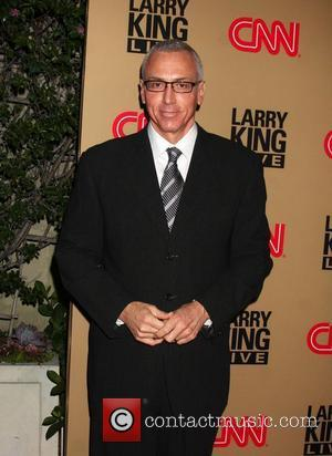 Drew Pinsky  'Larry King Live' final show wrap party held at Spago - Arrivals Los Angeles, California - 16.12.10