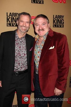 James Van Praagh and Larry King