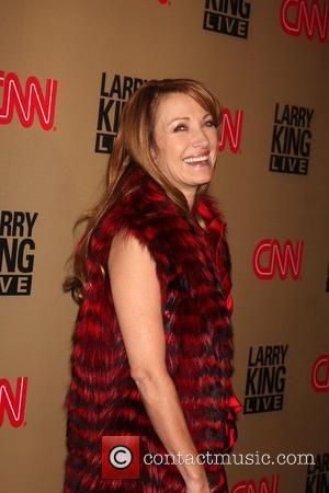 Larry King, Jane Seymour