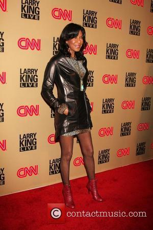 Natalie Cole  'Larry King Live' final show wrap party held at Spago - Arrivals Los Angeles, California - 16.12.10