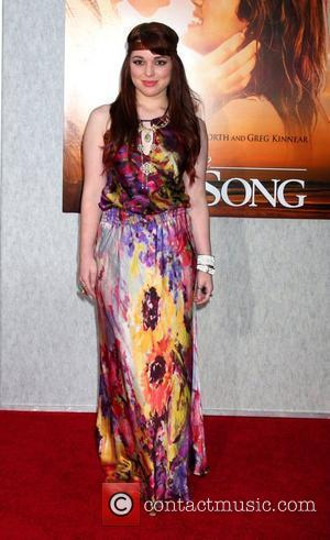 Jennifer Stone Los Angeles Premiere of 'The Last Song' held at the ArcLight Hollywood Cinema Hollywood, California - 25.03.10
