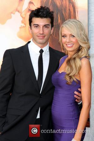 Justin Baldoni and Melissa Ordway Los Angeles Premiere of 'The Last Song' held at the ArcLight Hollywood Cinema Hollywood, California...