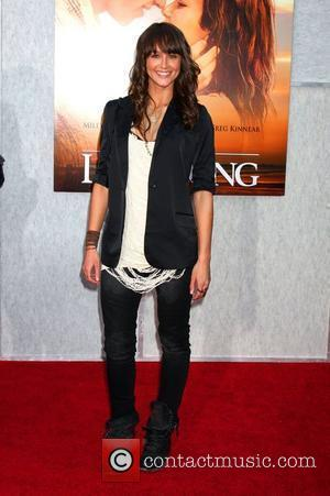 Sharni Vinson Los Angeles Premiere of 'The Last Song' held at the ArcLight Hollywood Cinema Hollywood, California - 25.03.10