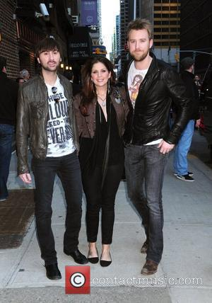 David Letterman, Ed Sullivan Theatre, Lady Antebellum