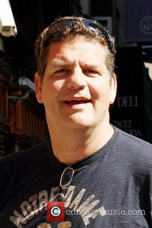 Mike Golic and David Letterman