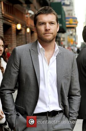 Sam Worthington outside the Ed Sullivan Theater for the 'Late Show With David Letterman'  New York City, USA -...