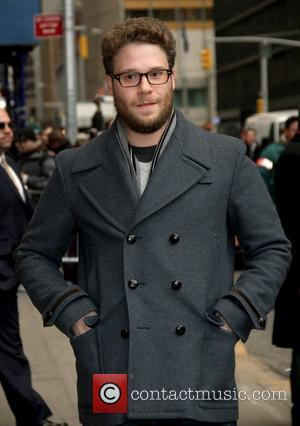 Seth Rogen and Ed Sullivan