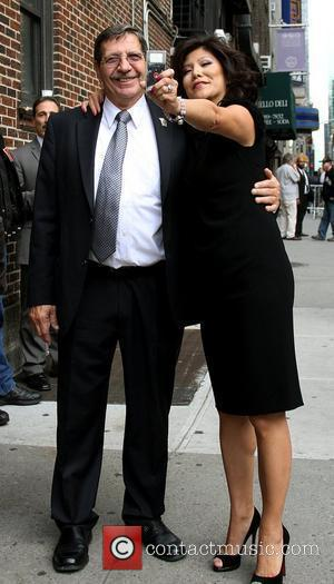 Julie Chen and Ed Sullivan