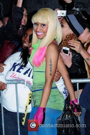 Nicki Minaj and Ed Sullivan