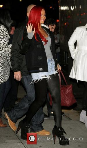 Rihanna and Ed Sullivan