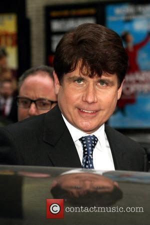Rod Blagojevich and David Letterman