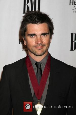 Juanes Named First Spanish-language Rock Band Star