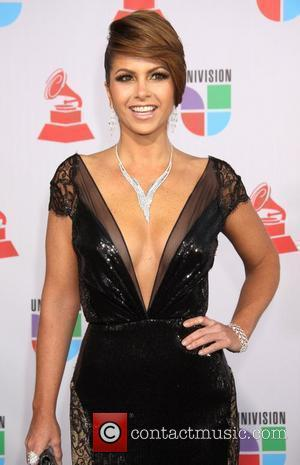 Lucero 11th Annual Latin Grammy Awards held at the Mandalay Bay Hotel and Casino - Arrivals Las Vegas, Nevada -...
