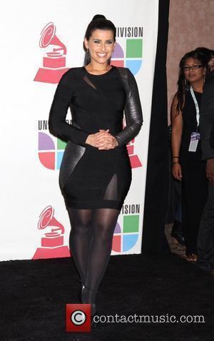 Nelly Furtado 11th Annual Latin Grammy Awards held at the Mandalay Bay Hotel and Casino - Press Room Las Vegas,...