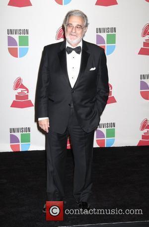 Placido Domingo, Las Vegas and Latin Grammy Awards