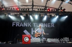 Frank Turner performs on Day 3 of Latitude Festival Suffolk, England - 17.07.10