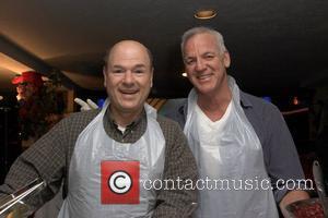 Larry Miller and Bobby Slayton