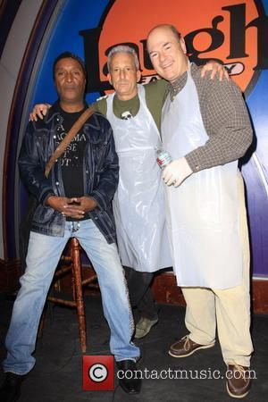 Paul Mooney, Bobby Slayton and Larry Miller