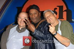 Paul Mooney and Larry Miller