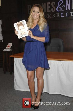 Lauren Conrad  promotes her books 'Sugar and Spice' & 'Lauren Conrad Style Guide' at Barnes & Noble at The...