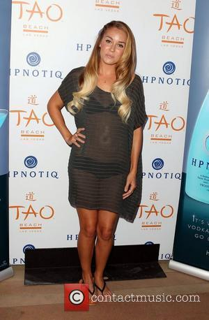 Lauren Conrad hosts at TAO Beach sponsored by Hpnotiq at The Venetian Resort Casino Las Vegas, NV Las Vegas, USA...