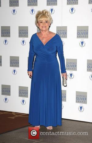 Barbara Windsor The Laurence Olivier Awards at The Grosvenor House Hotel London, England - 21.03.10