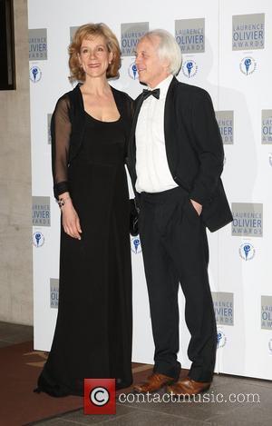 Juliet Stevenson The Laurence Olivier Awards at The Grosvenor House Hotel London, England - 21.03.10