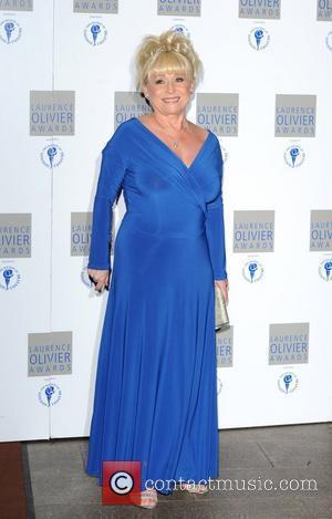 Barbara Windsor The 2010 Laurence Olivier Awards held at the Grosvenor House Hotel - Arrivals. London, England - 21.03.10