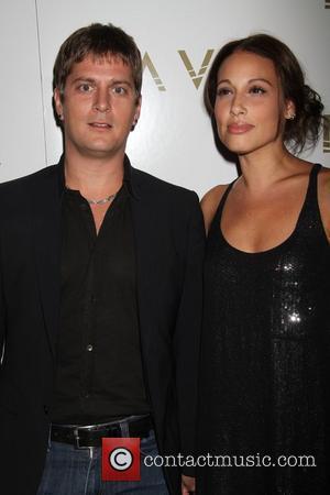 Rob Thomas and Marisol Thomas Lavo Two Year Anniversary at The Palazzo Resort Casino Las Vegas, Nevada, USA - 13.08.10