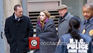 Christopher Meloni, Dann Florek and Law And Order