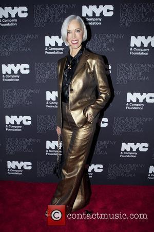 Linda Fargo The Leadership Awards gala 2010 held at the Plaza hotel New York City, USA - 01.12.10