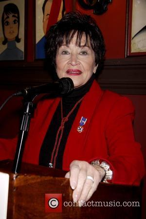 Chita Rivera 'The League of Professional Theatre Women Honors' event at Sardi's Restaurant New York City, USA - 09.12.10