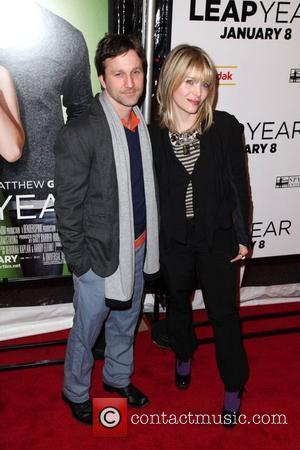 Breckin Meyer and His Wife Deborah Kaplan