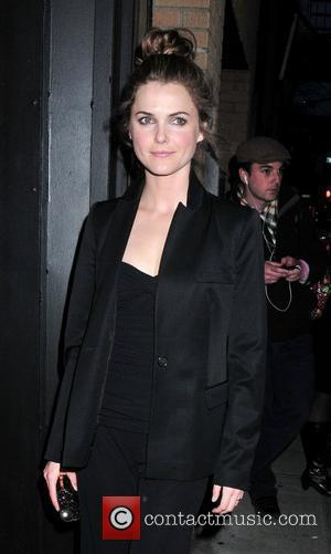 Keri Russell Screening of the new movie 'Leaves of Grass' held at the Sunshine Cinema - outside arrivals New York...