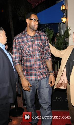 LeBron James  hosts a party at 400 Club at Karma Nightclub in Miami.  Florida, USA - 24.01.10