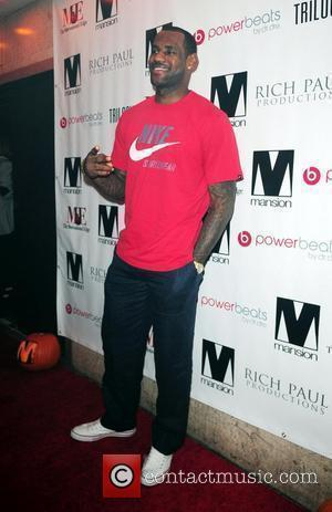LeBron James hosts Trilogy party at Mansion nightclub Miami, Florida - 29.10.10