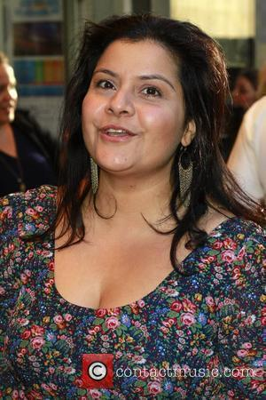 Nina Wadia The UK premiere of 'Legend of the Guardians: The Owls of Ga'hoole' held at the Odeon West End...