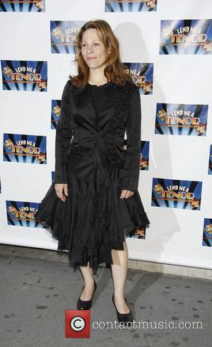 Lili Taylor attending the opening night of the Broadway play 'Lend Me A Tenor' at the Music Box Theatre. New...