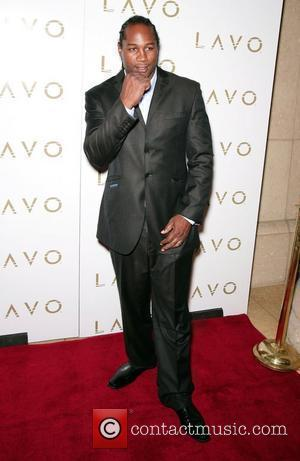 Lennox Lewis Lennox Lewis hosts Post Fight Party at LAVO Nightclub at The Palazzo Resort Casino  Las Vegas, Nevada...