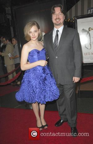 Chloe Moretz and Matt Reeves