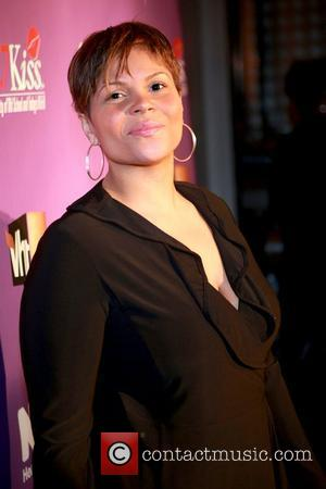 Theresa O'Neal Final episode celebration for VH1's 'Let's Talk About Pep' held at Comix - Arrivals New York City, USA...