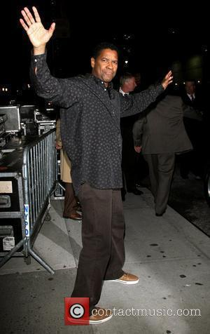 Denzel Washington, Ed Sullivan, The Late Show With David Letterman, Ed Sullivan Theatre