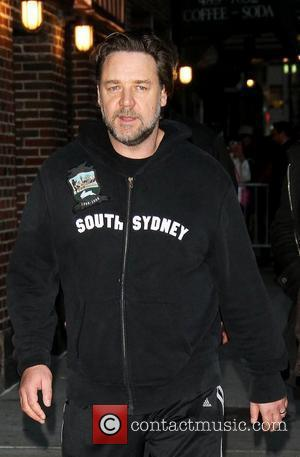 Russell Crowe and Ed Sullivan