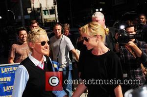 Ellen Degeneres, Ed Sullivan, The Late Show With David Letterman, Portia De Rossi